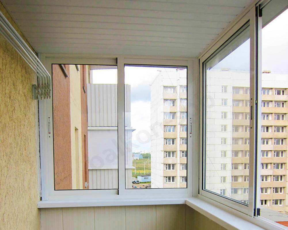 Застеклить балкон с утеплением цена от 14522руб. остекление .