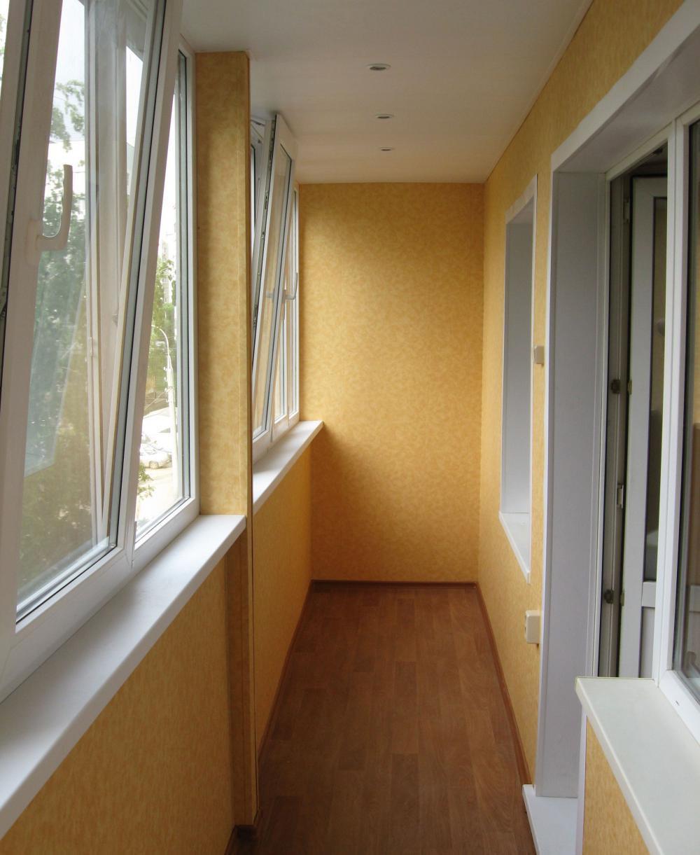 Особенности внутренней отделки балкона: продажа, цена в крив.
