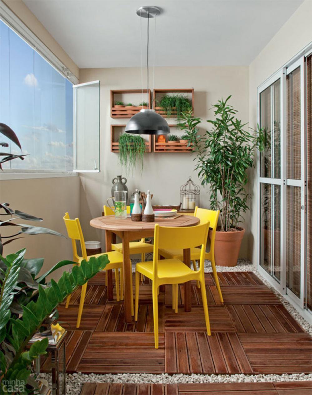 Как использовать балкон или лоджию - лучшие идеи и фото.