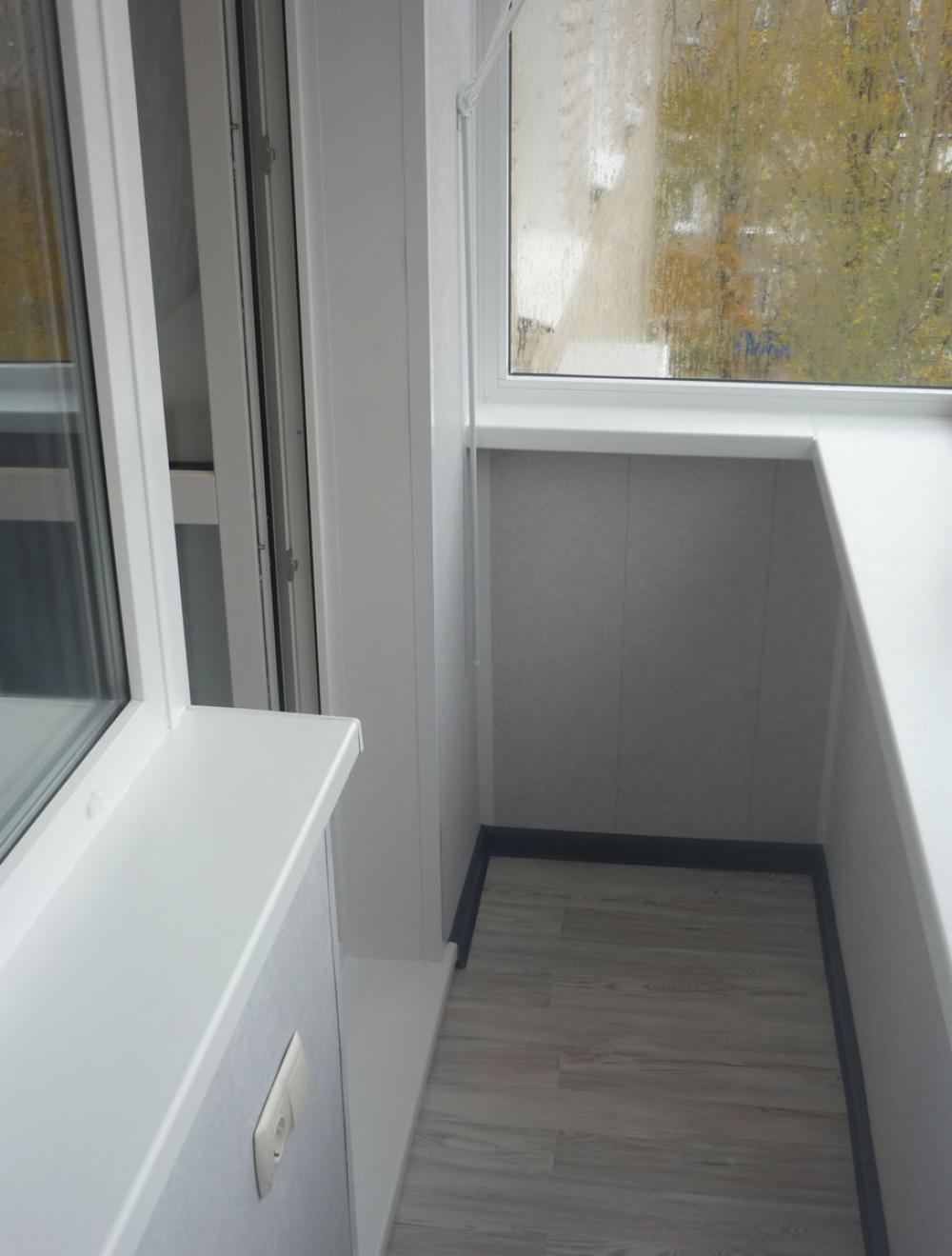 Балконы в хрущевках, цены на ремонт, фото и видео..