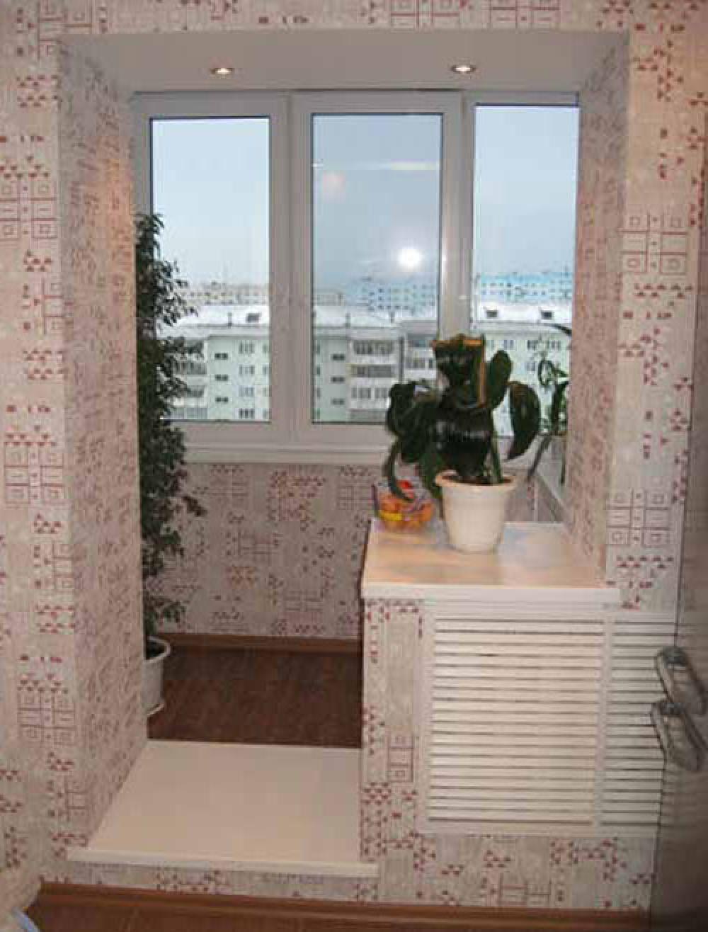 Отделка балконов под ключ - цены в красноярске.