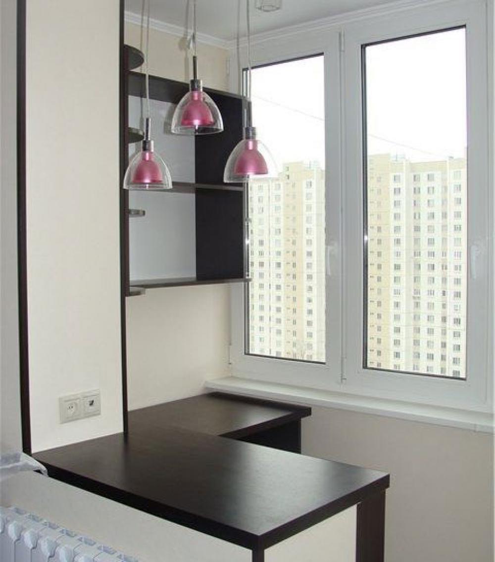Столешницы для балконов и лоджий фото, видео, цены.
