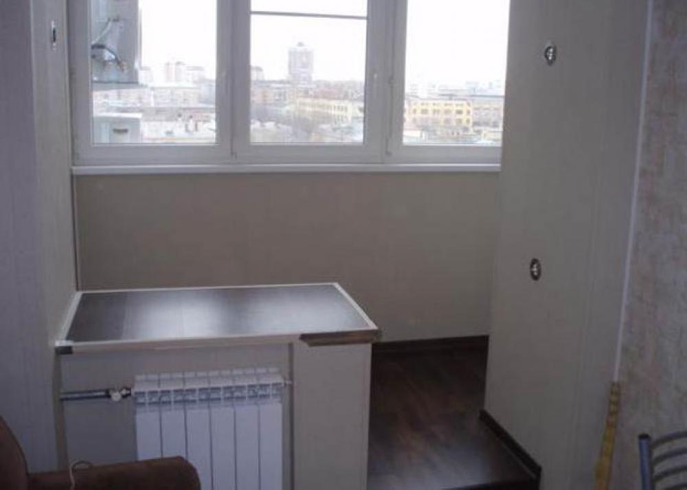 Совмещение балкона с комнатой в санкт-петербурге: лоджией в .