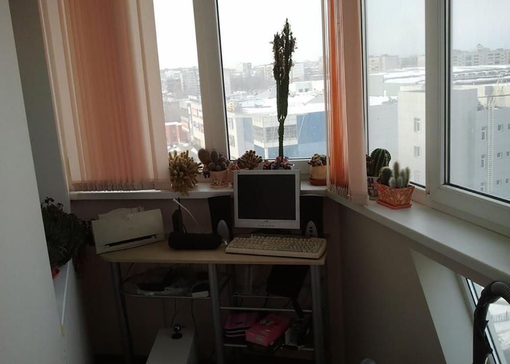 Изготовление мебели для балконов и лоджий.