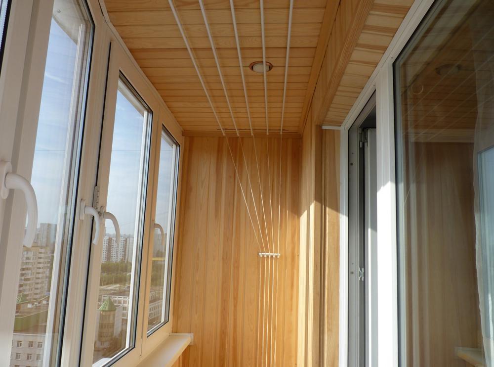 Как обшить балкон своими руками панелями мдф 129