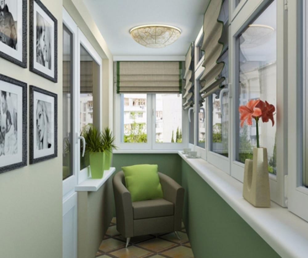Балконы и лоджии фотографии и дизайн.